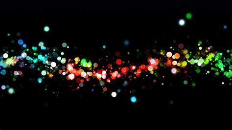 Awesome Lights | abstract light circles bokeh hd wallpapers desktop