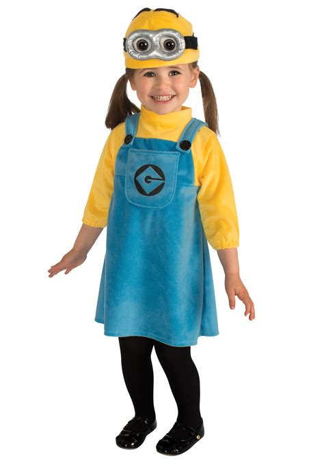 minion costumes toddler minion costume