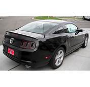 2013 Ford Mustang GT Rear Viewjpg