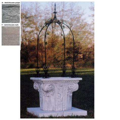 pozzi per giardini pozzi da giardino lucchese 700 pmc prefabbricati e