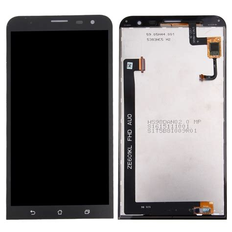 Lcd Asus Zenfone 2 Laser replacement for asus zenfone 2 laser ze601kl lcd screen