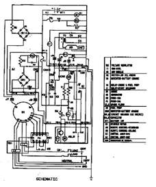 onan 4000 watt generator wiring diagram onan free engine image for user manual