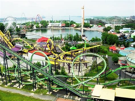 theme park quebec la ronde 9 monumental places to go in montreal