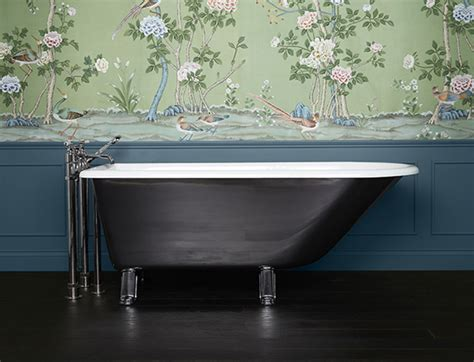 wandle modern classic tub kitchen bath design