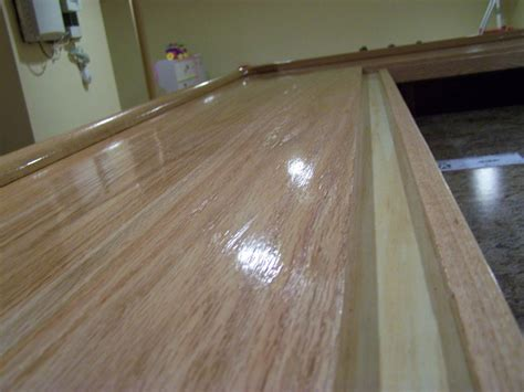 oak bar top red oak bar top by njcraftsman lumberjocks com
