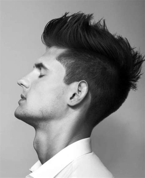 Cool Spiky Hairstyles by 40 Spiky Hairstyles For Bold And Classic Haircut Ideas