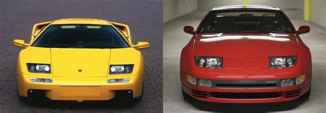 Lamborghini Diablo Headlights 300zx What Are Your Favorite Useless But Interesting Car Facts