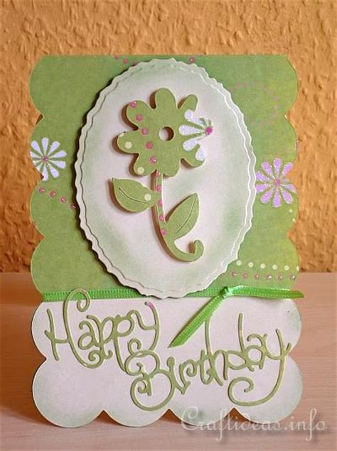 Bigz Dies Big Bow Tie 3 D Sizzix 658977 birthday card to craft summer flower birthday card