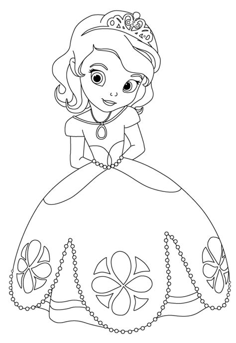 Disney Junior Coloring Pages Disney Jr Characters Coloring Pages