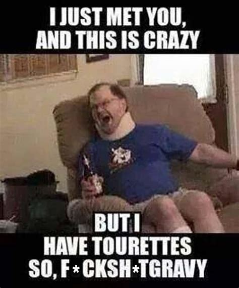 Tourettes Meme - tourette syndrome memes