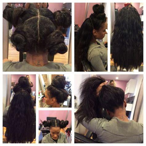 vixen weave on short hair vixen weave hair pinterest