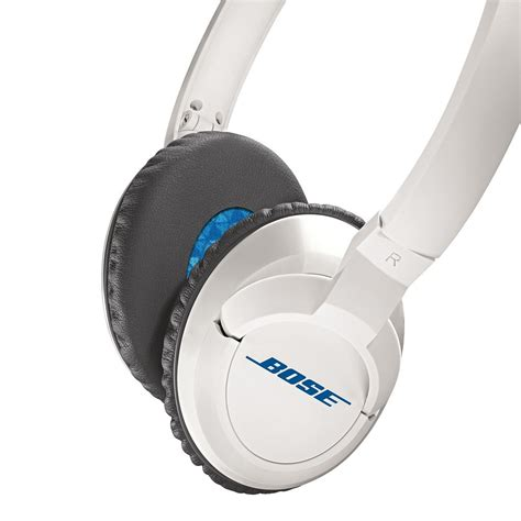 amazon headphones amazon com bose soundtrue headphones on ear style white