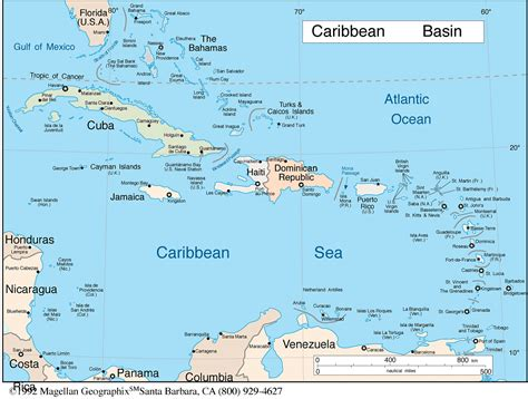 of the caribbean writers of the caribbean