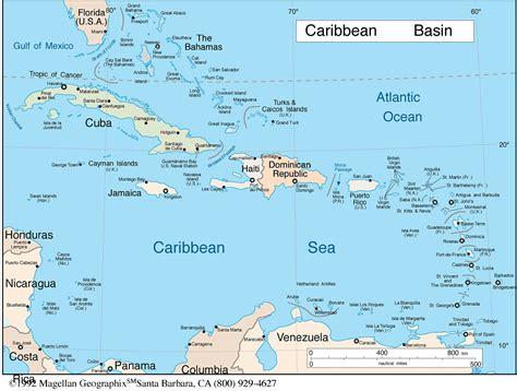 map caribbean barbados 2017 destinations now