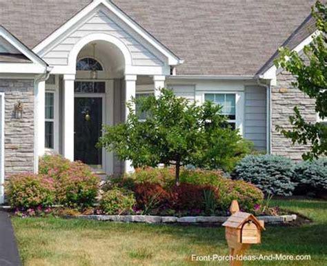 Landscape Ideas Ohio Lewis Center Ohio Front Yard Landscaping Front Porch