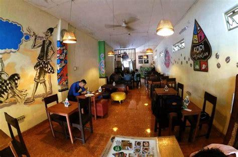 cafe tempat nongkrong asik  magelang