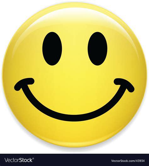smiley image smiley royalty free vector image vectorstock
