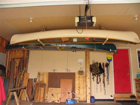 Garage Kayak Storage by 25 Unique Canoe Storage Ideas On Kayak