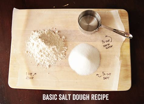 salt dough ornaments recipe updating a classic salt dough ornaments