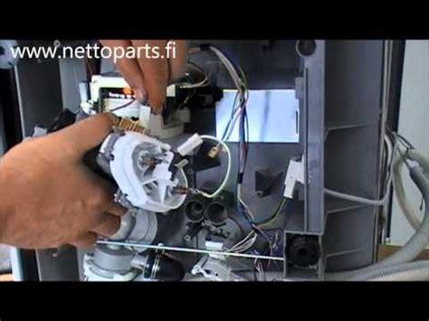 Verbindung Waschmaschine Trockner 692 by Opas Kuinka Vaihdat Astianpesukoneen L 228 Mmitysvastus