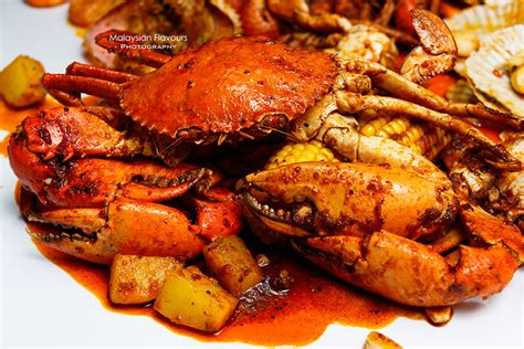 what is the difference between a dirty crab and a clean crab shell out seafood restaurant kota damansara seafood