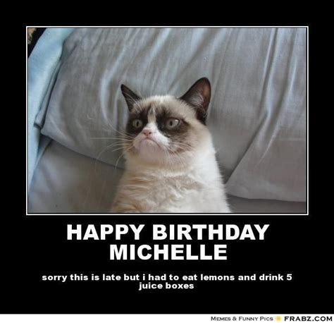 Grumpy Cat Happy Birthday Meme - grumpy cat memes generator image memes at relatably com