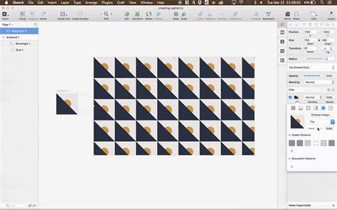 pattern paper downtown la creating patterns in sketch design sketch medium