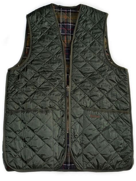 Barbour Quilted Waistcoat by Barbour Quilted Waistcoat Zip In Liner