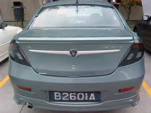 2010 Proton Persona 2010 Proton Persona Facelift Sighted On Test