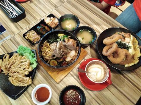 menjejak rasa makanan korea  seoul garden hot pot kb