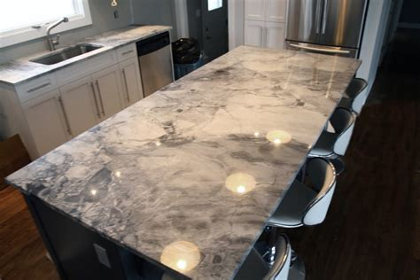 White Marble Countertops by Kitchen Countertops Part 2 Marble And Concrete