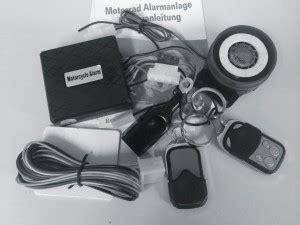 Motorrad Alarmanlage Test by Motorrad Alarmanlage Alarmanlagen Test24 De