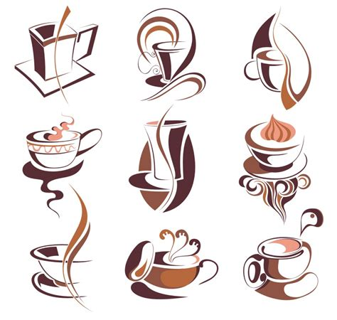 draw vector coffee vectors corel draw tutorial and free vectors
