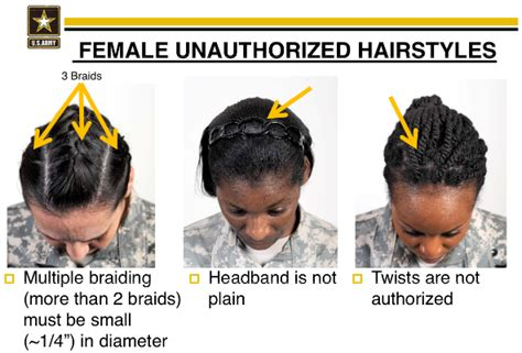 Military Revises 'Racially Biased' Hairstyle Rules   HuffPost