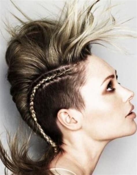 punk hairstyles images women s punk grunge hairstyles wardrobelooks com