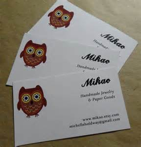 owl business cards creative owl business card designs