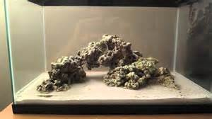 How to set up a saltwater aquarium youtube