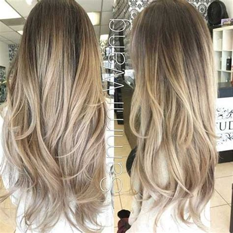 hombre blond 25 best ombre hair color hairstyles haircuts 2016 2017