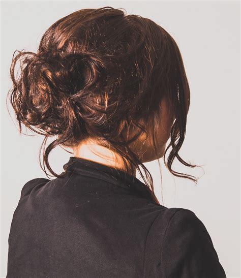 Kapsels Opsteken by Haar Opsteken Stap Voor Stap Kapsels Haar
