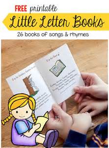 Printable songs and nursery rhymes for kids little letter quot d quot book
