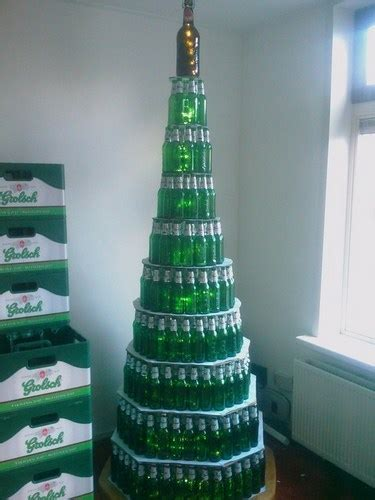 beer bottle christmas tree try out a new tradition tree mdc