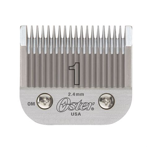 oster classic 76 clipper blades oster 174 detachable blade size 1 fits classic 76 octane