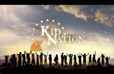 kid nation wikipedia