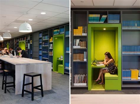 Diy Home Library Design 25 Best Ideas About Library Design On School