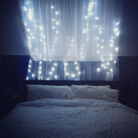 curtain above bed string lights canopy over bed 2 sets of string lights 2