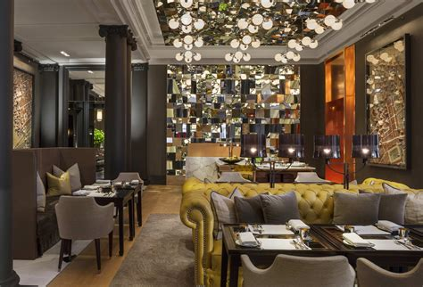 the mirror room rosewood shortlisted for the hotel 200 rooms award the design society