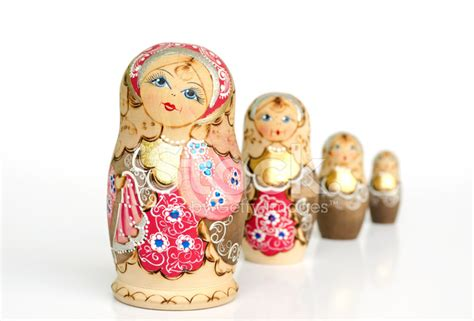Russian Dolls The New Butterflies Owlsbirds And by Babushka Nesting Dolls Stock Photos Freeimages