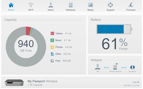 wd  passport wireless hd review  digital story