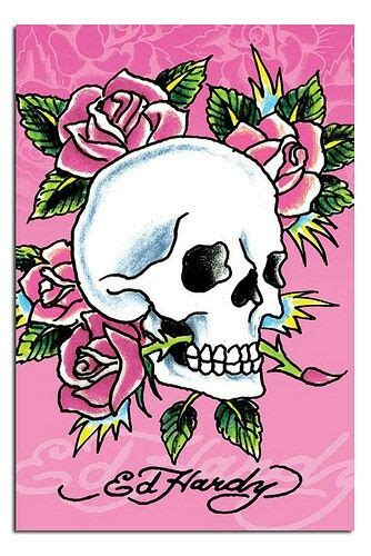 ed hardy skull tattoo designs 21 best ed hardy images on ed hardy tattoos