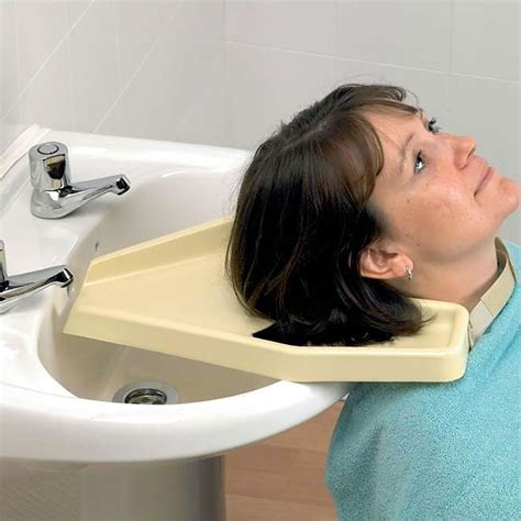 how to wash your hair in the sink hair washing aids low prices